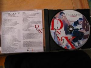 Chillaxin CD