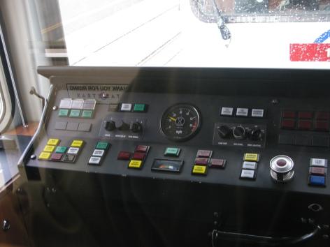 TRAX cab
