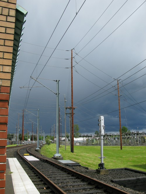 Storm on the east side