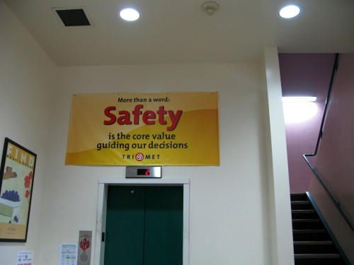 safety core value