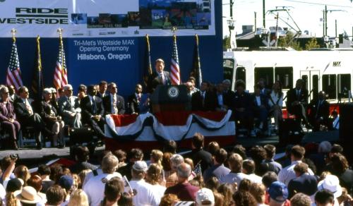 Opening Ceremony - Al Gore